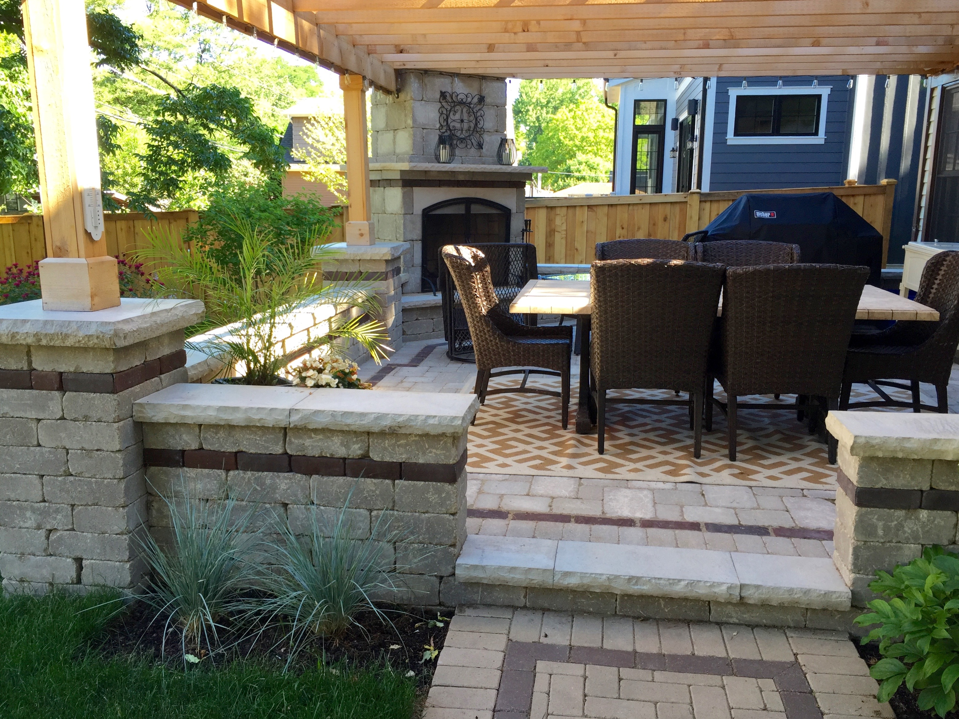 High Quality Let Us Create A Beautiful, Custom Designed, Expertly Built Patio For You  That Will Extend Your Homeu0027s Living Spaceu2026 And Its Value.